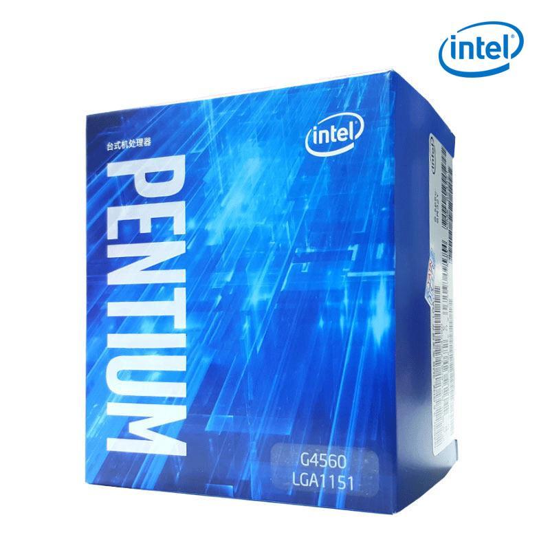 Intel Pentium 7 Baru G4560 Dual Core 3.5 GHz LGA 1151 14nm Cpu Desktop L3 B Cache 610 HD VGA Desktop Prosesor DP Mulai dari 54 W-Intl