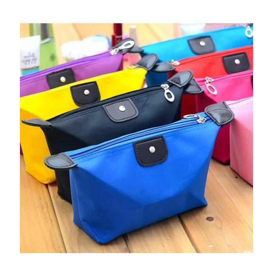 Fashion Women Travel Make Up Cosmetic pouch bag Clutch Handbag Casual Purse Philippines