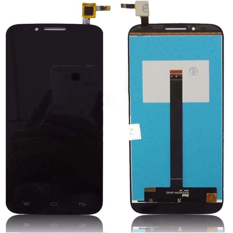 New products For Alcatel one touch Flash Plus 7054T OT7054T OT7054 Display LCD + touch screen digitizer