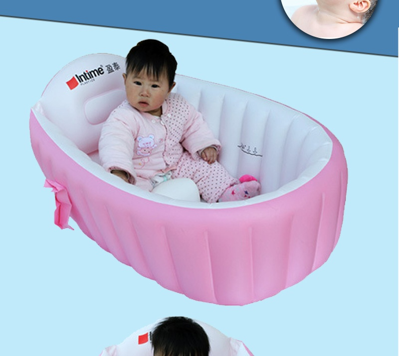 Baby Z Inflatable Baby Bathtub Buy Sell Online Swimming