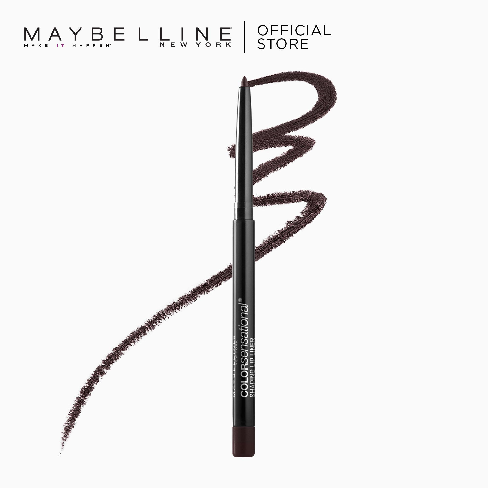 Lip Liner by Maybelline Color Sensational Philippines