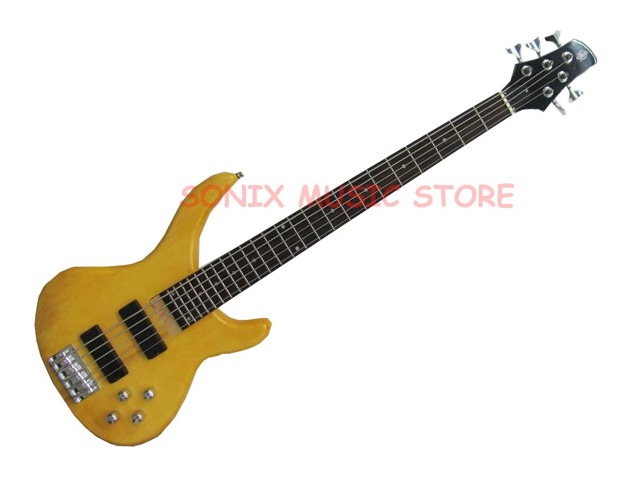 Bass Guitars For Sale Guitar Best Seller Prices Brands In Wiring Harness Diy Aspire 5 Strings Natural