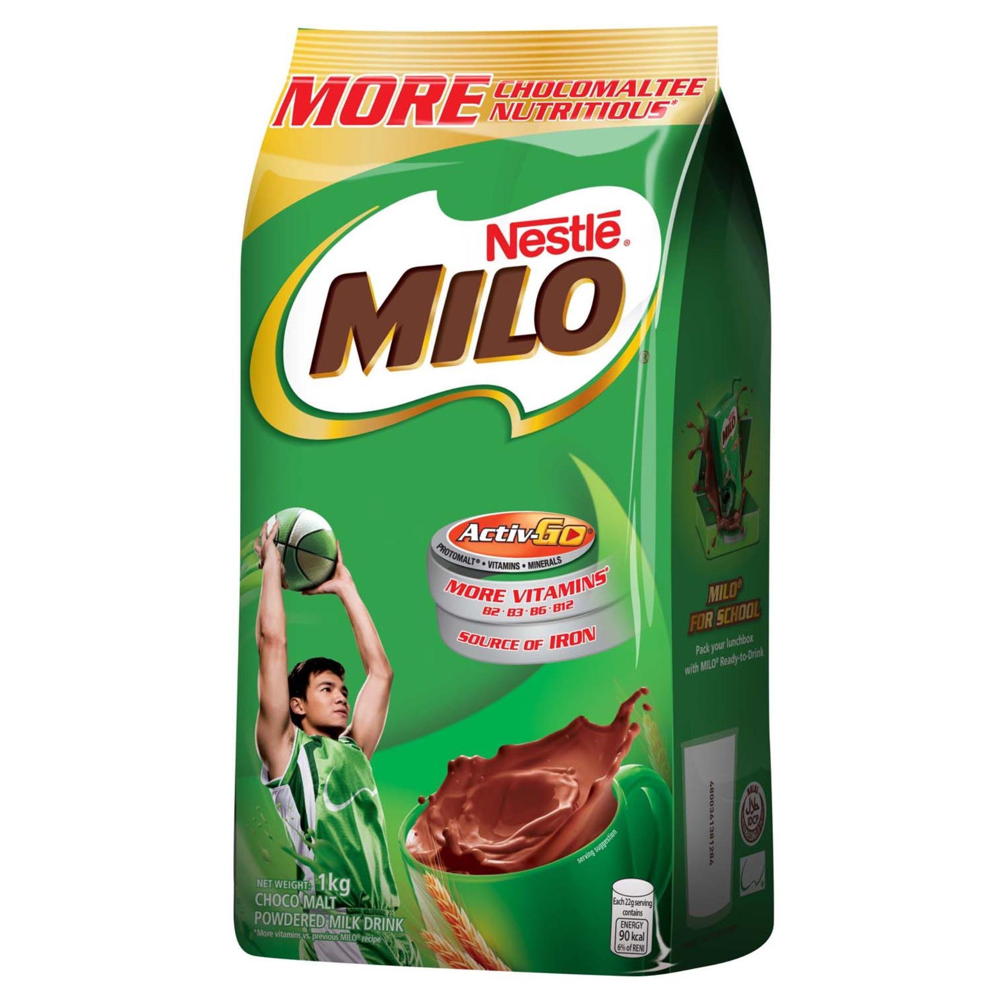 MILO ACTIV-GO Champion 1kg