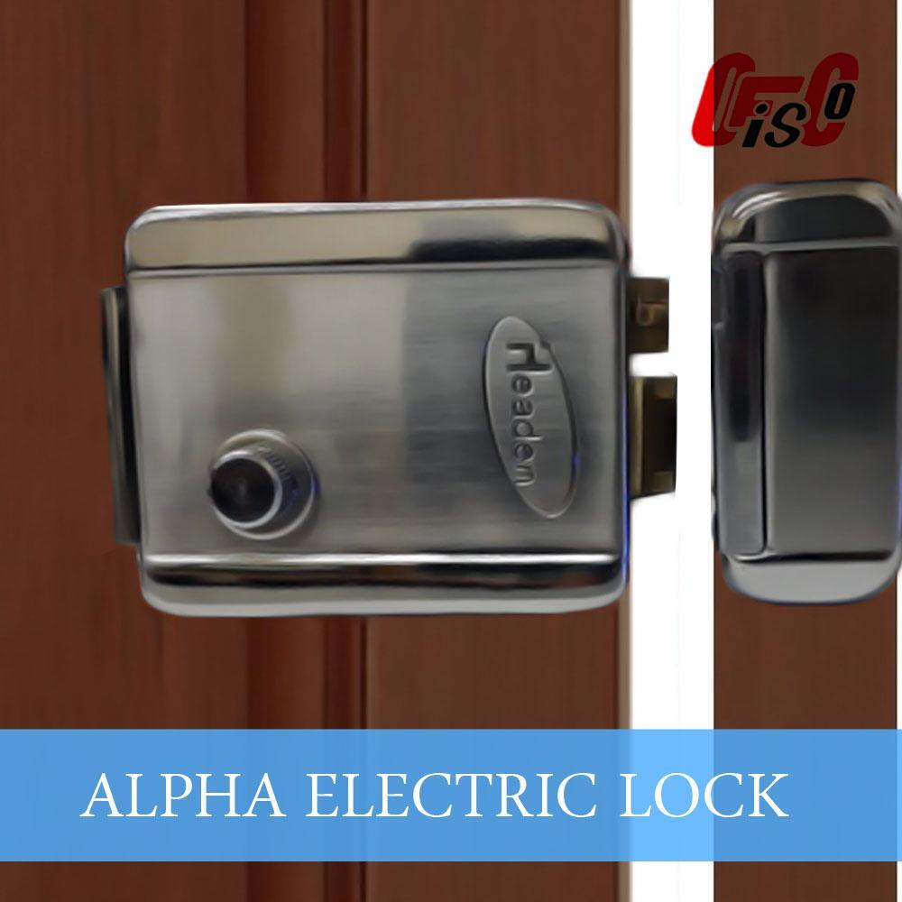 Alpha Electric Door Lock DC 12V for Doorbell Intercom Access Control Philippines