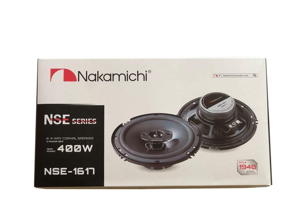 Nakamichi Philippines Price List Earphones Bluetooth Car Stereo Wiring Harness Nse 1617 6 Component Speakers 400w 4 Way Coaxial Speaker