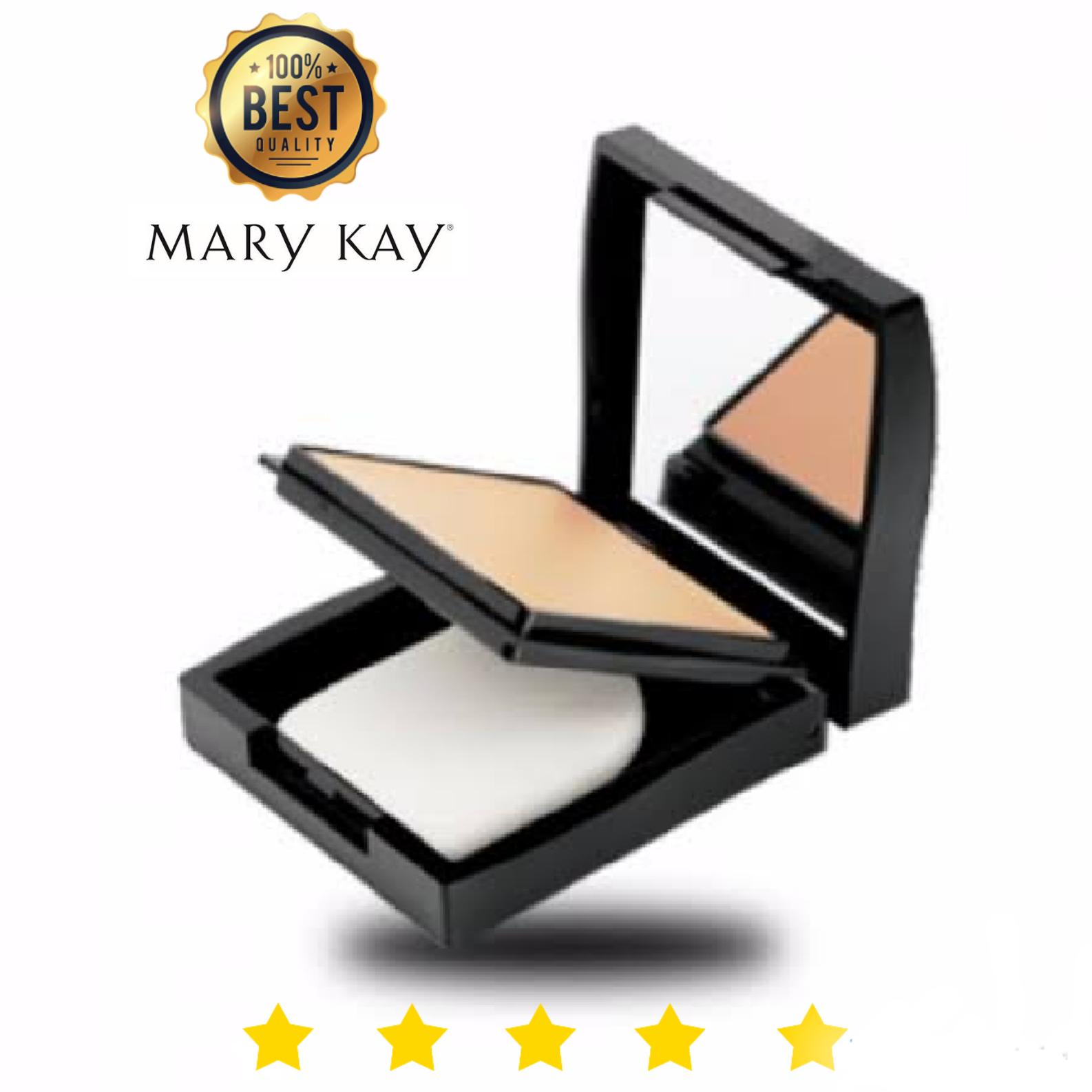M Kay On The GO Mineral Pressed Powder Beige 1 Philippines