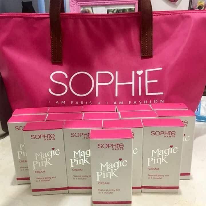 BUY 1 TAKE 1 Sophie Paris Magic Pink Cream Philippines
