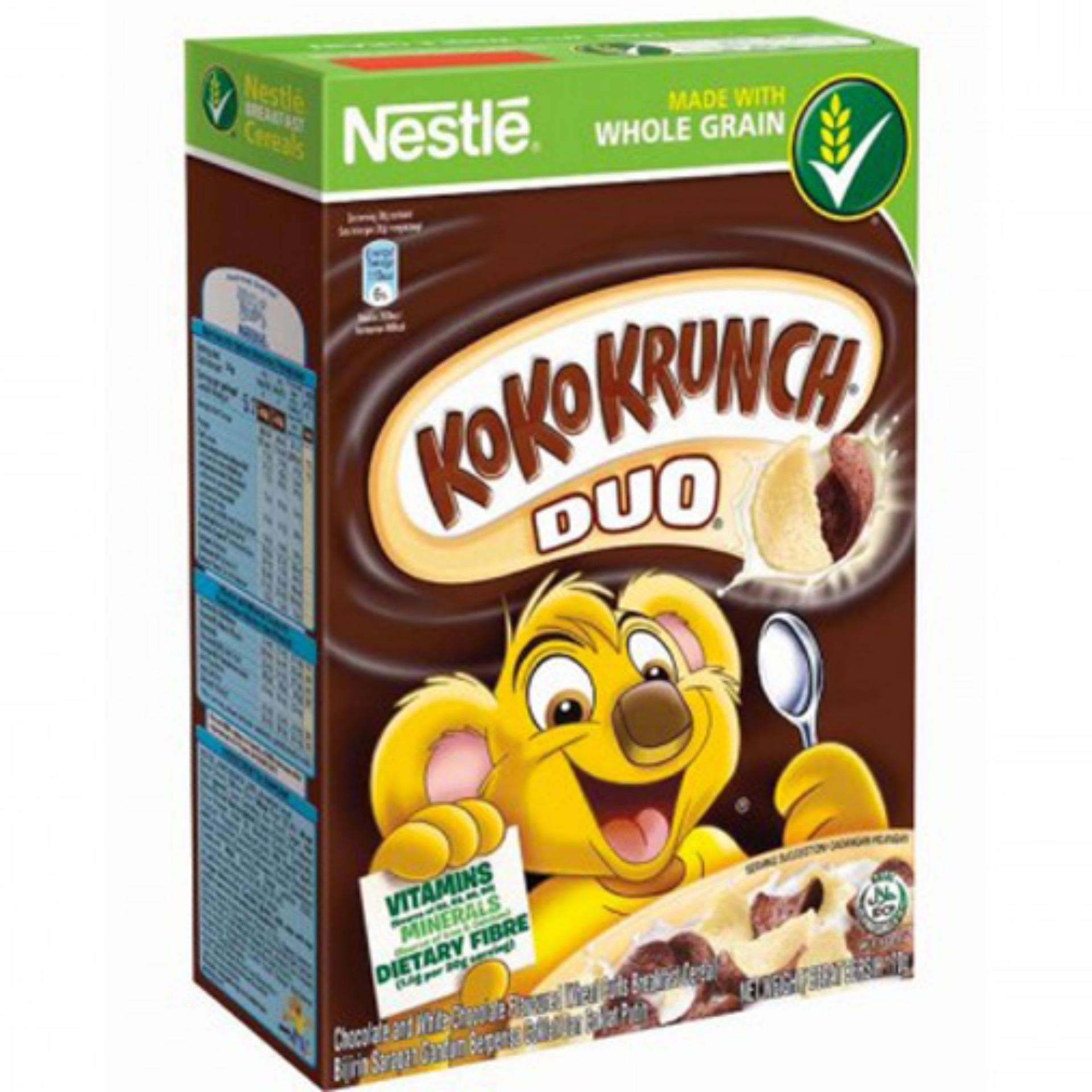 Koko krunch philippines koko krunch price list breakfast cereal koko krunch duo 330g ccuart Choice Image