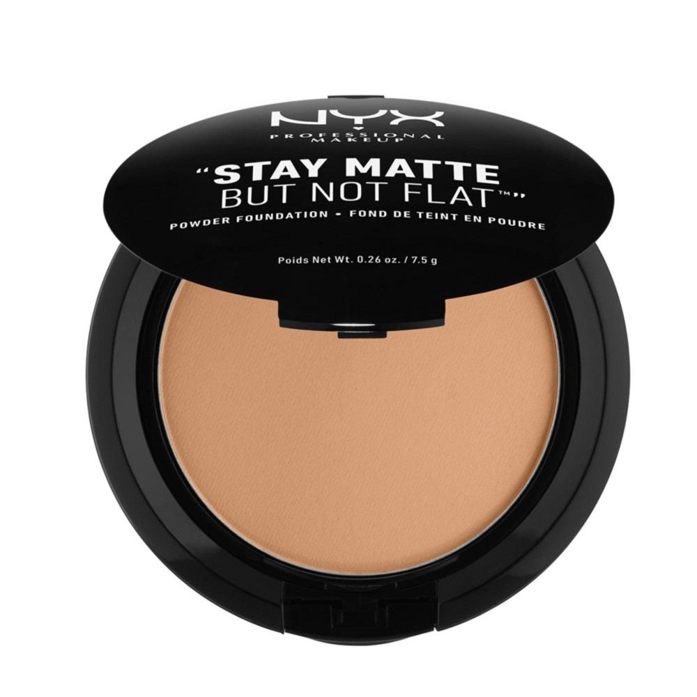 NYX Professional Makeup SMP10PT5 Stay Matte But Not Flat Powder Foundation - Beige Philippines
