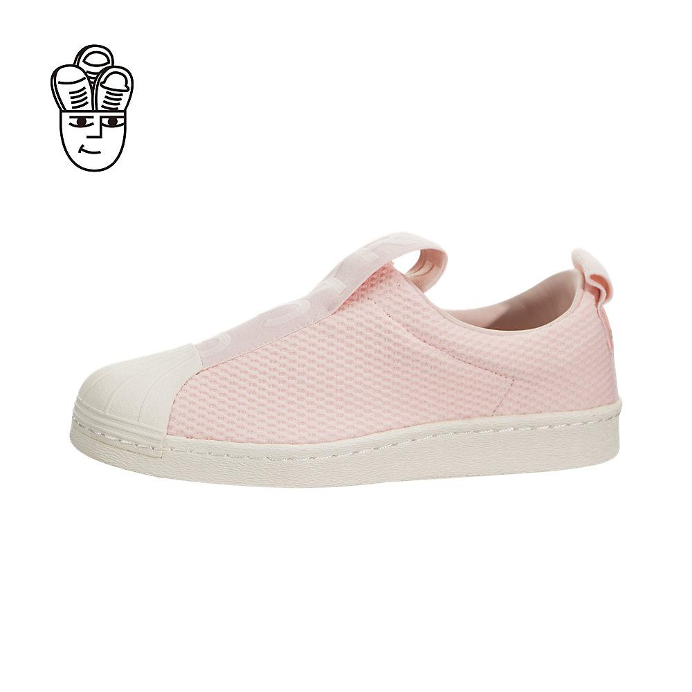 reputable site 80f23 eed5f Adidas Superstar Slip-On Lifestyle Shoes Women by9138 -SH