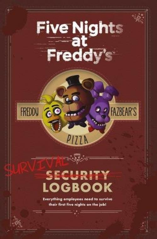 Survival Logbook (five Nights At Freddys) By Galleon.ph.
