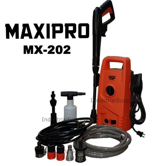 Maxipro MX-202 Portable Power Sprayer Pressure Washer (Complete Accessories) Philippines