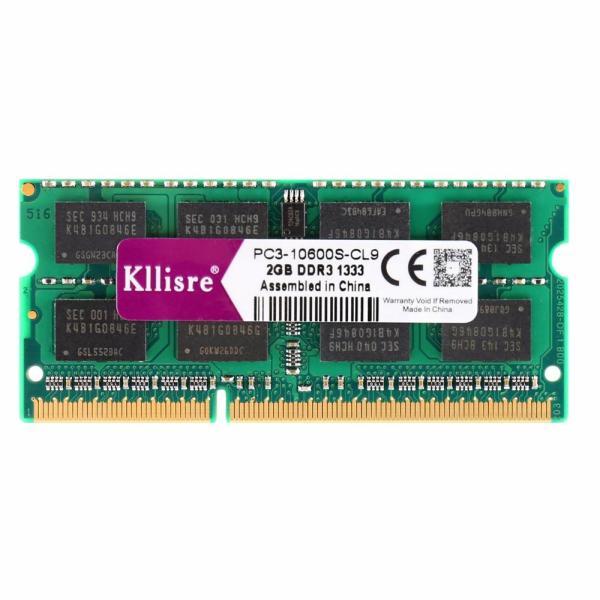Giá Kllisre DDR3 2GB 1333MHz 204Pin Bộ Nhớ Máy Tính Xách Tay SO-DIMM Máy Tính Xách Tay RAM