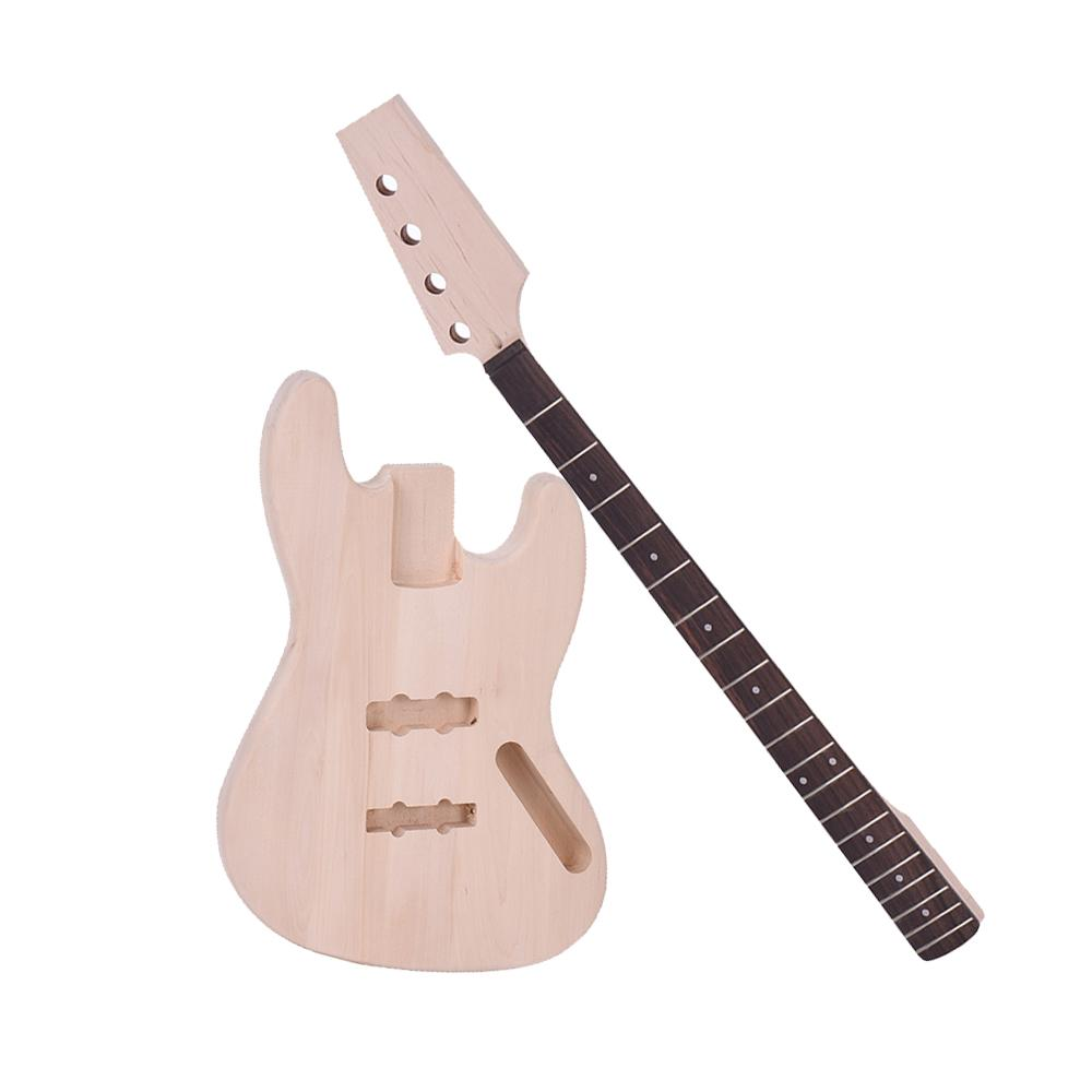 Bass Guitars For Sale Guitar Best Seller Prices Brands In Electric Wiring Kit World Jazz Style 4 String Solid Basswood Body Maple Neck Rosewood Fingerboard Diy
