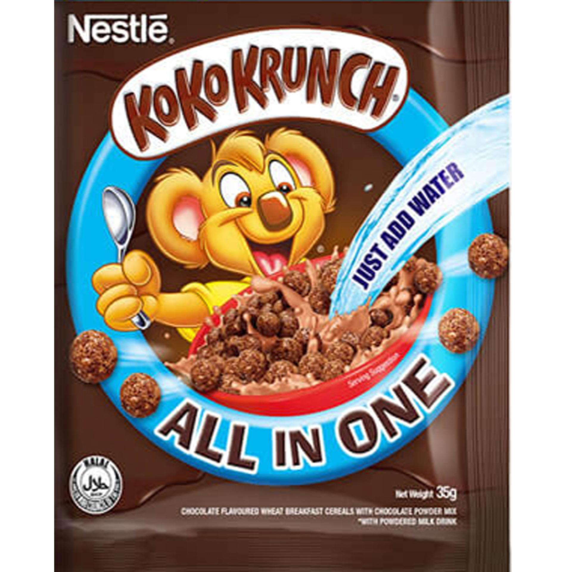 Koko krunch philippines koko krunch price list breakfast cereal koko krunch all in one 35g pack of 12 ccuart Choice Image