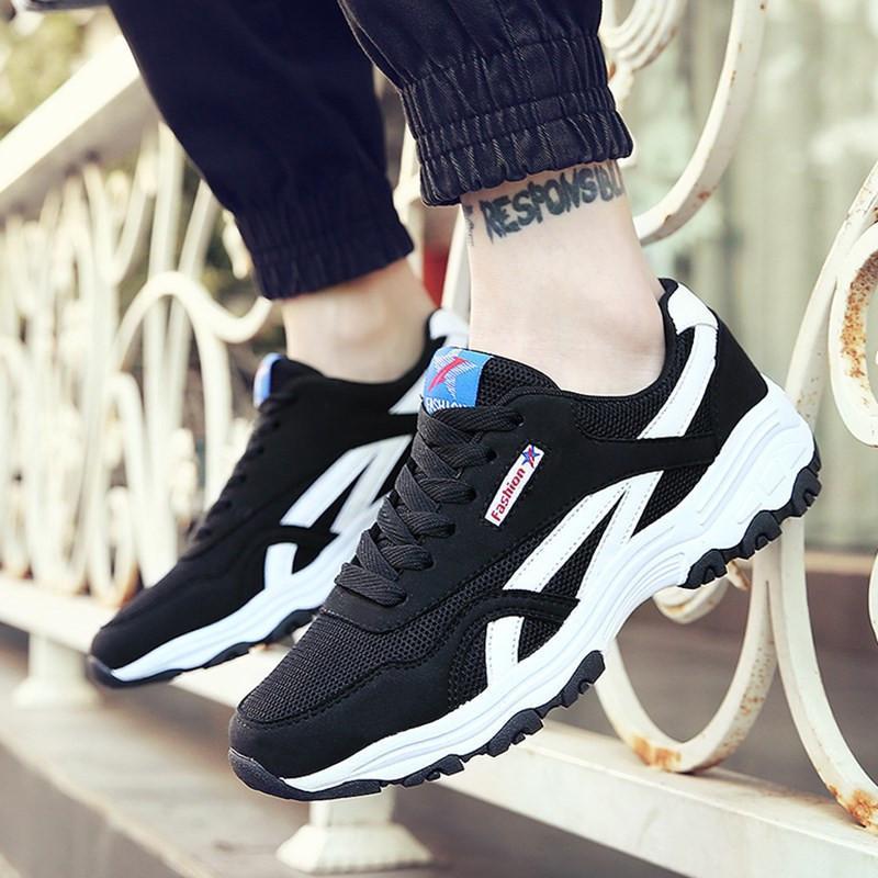 Detail Gambar Musim gugur sepatu pria 11 remaja 12 siswa SMP 13 sepatu  sneaker 14 pemuda b52240720e