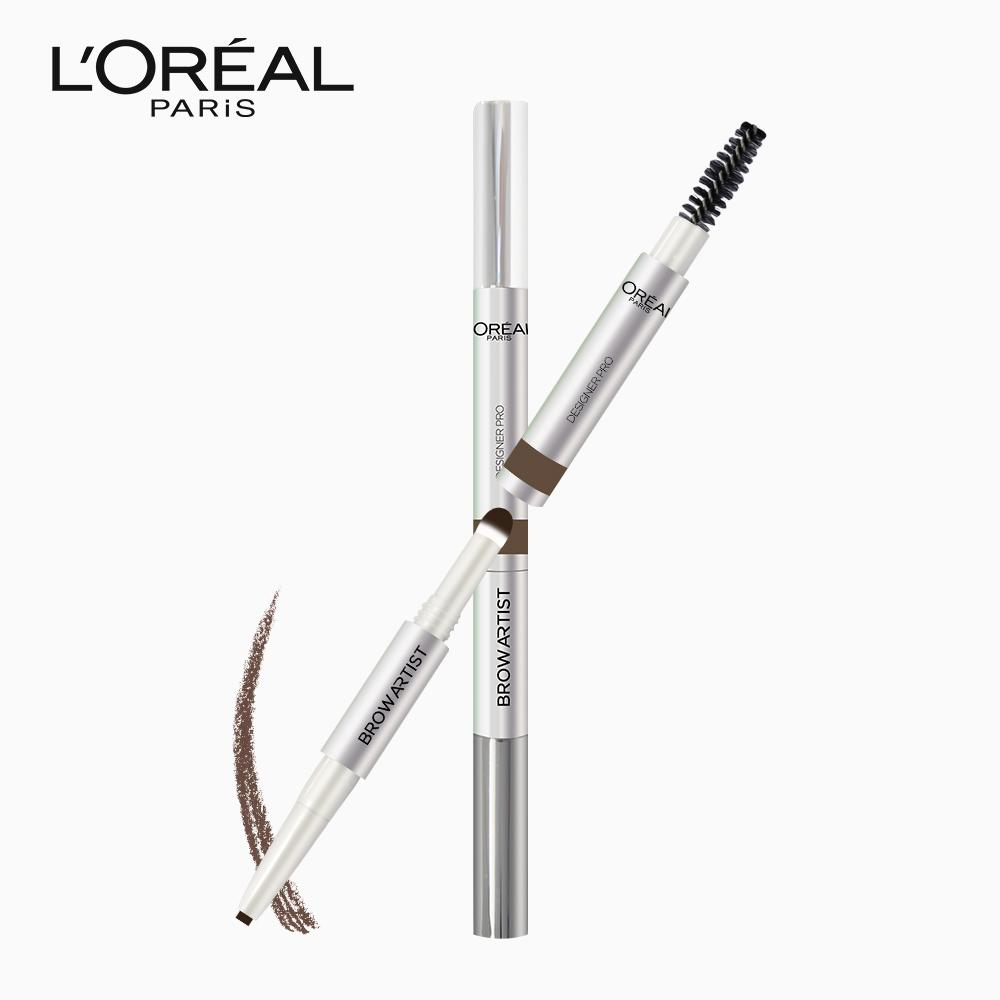 Designer Pro Bold Eyebrow Pencil - Dark Brown by LOréal Paris Brow Artist Philippines