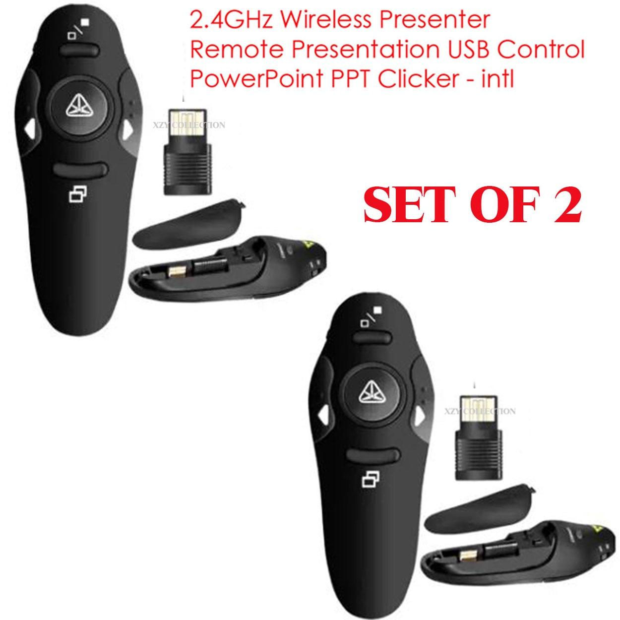 Laser For Sale Pointer Prices Brands Specs In Philippines Presenter Wireless Logitech R800 Ppt Set Of 2 Rf 24ghz Remote Clicker Presentation Usb Control
