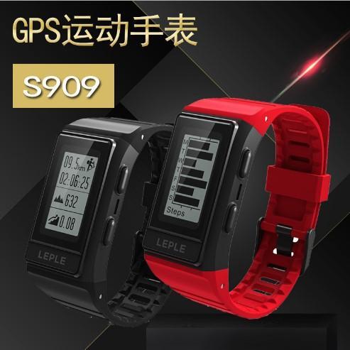 S909 Smart Bracelet S908 Upgrade Outdoor GPS Sports Bracelet IP68 Professional Waterproof Bluetooth Bracelet - intl
