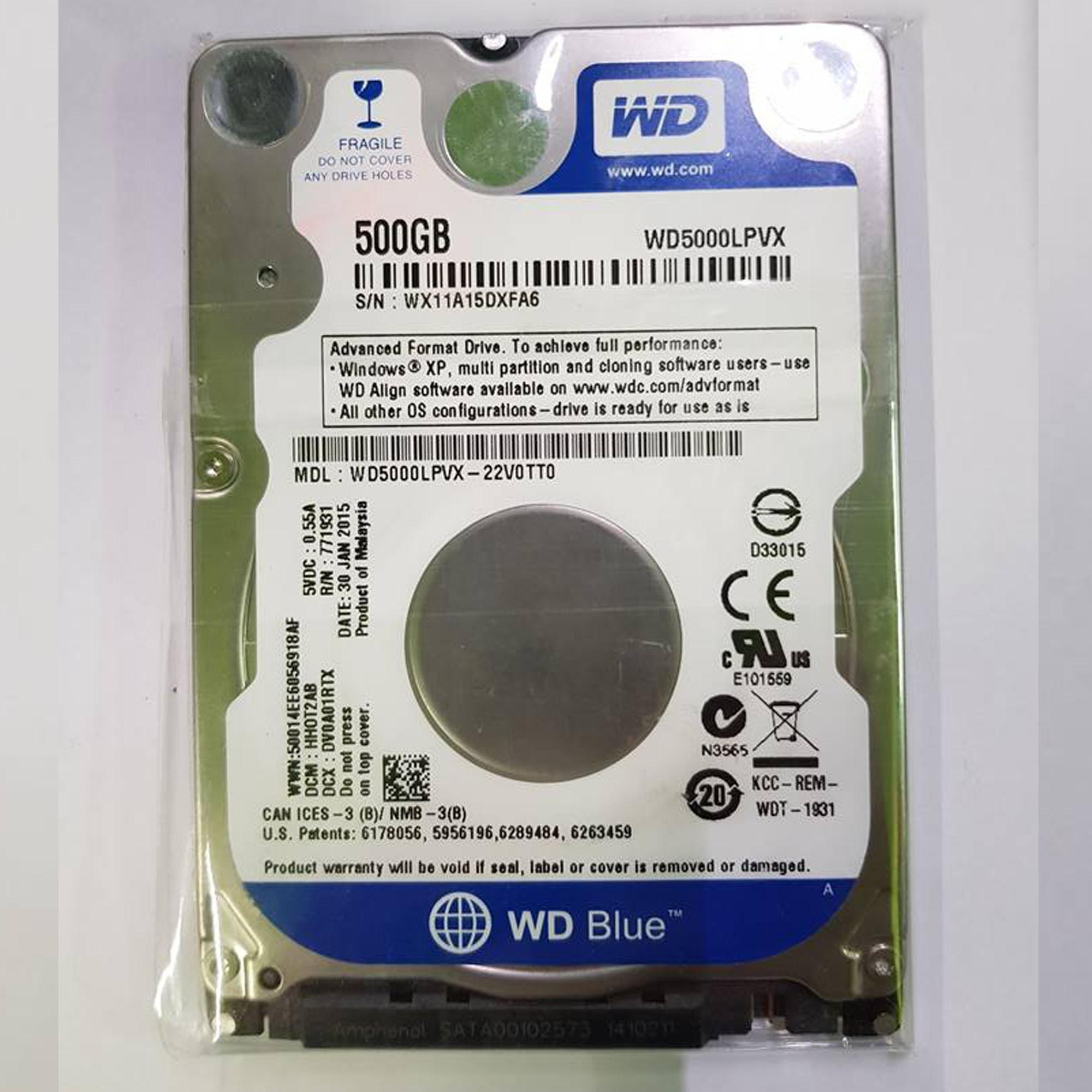 Hdd For Sale Hard Disk Drives Prices Brands Specs In Notebook Ide Interface Cdrom To Usb External Drive Circuit Boardred Wd 500gb Internal Sata Mobile 25 Laptop Refurbished