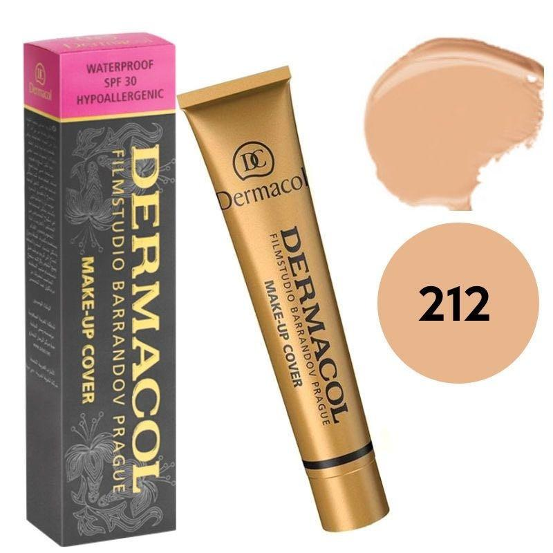 No.212 Dermacol Make-Up Cover Foundation Philippines
