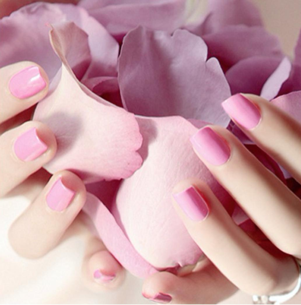 Baby Pink Fake Faux Nails Philippines