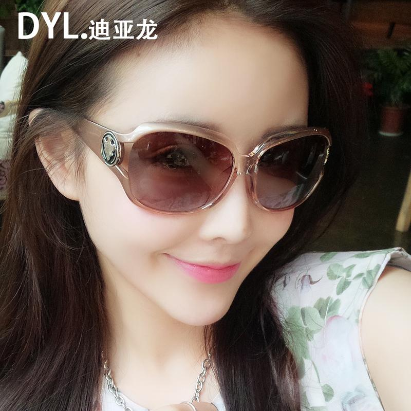 Kacamata hitam wanita 2019 model baru wanita polarisasi kacamata hitam  pasang Wajah Panjang wajah bulat perlindungan 41f34304e2