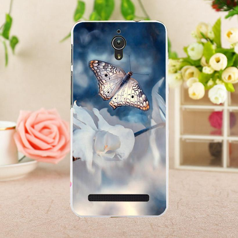 Phone Case for Asus Zenfone C ZC451CG Z007 ZenfoneC 4.5 inch Hot Images Cases Silicone Skin Protective Housing Covers DIY Paintd Shell Fexible Rubber Anti-knock Hood