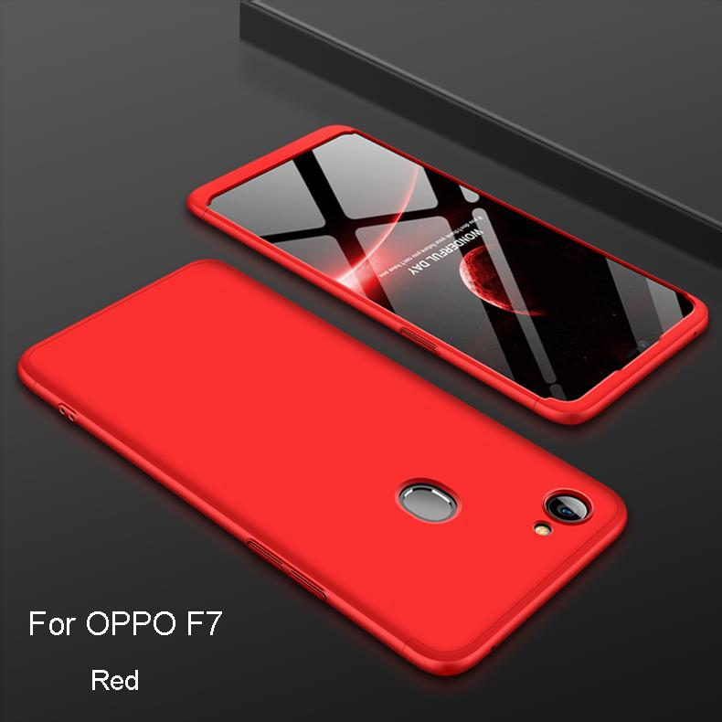 3 in 1 Double Dip 360° Full Protection Ultra Slim Hard Plastic/PC matte