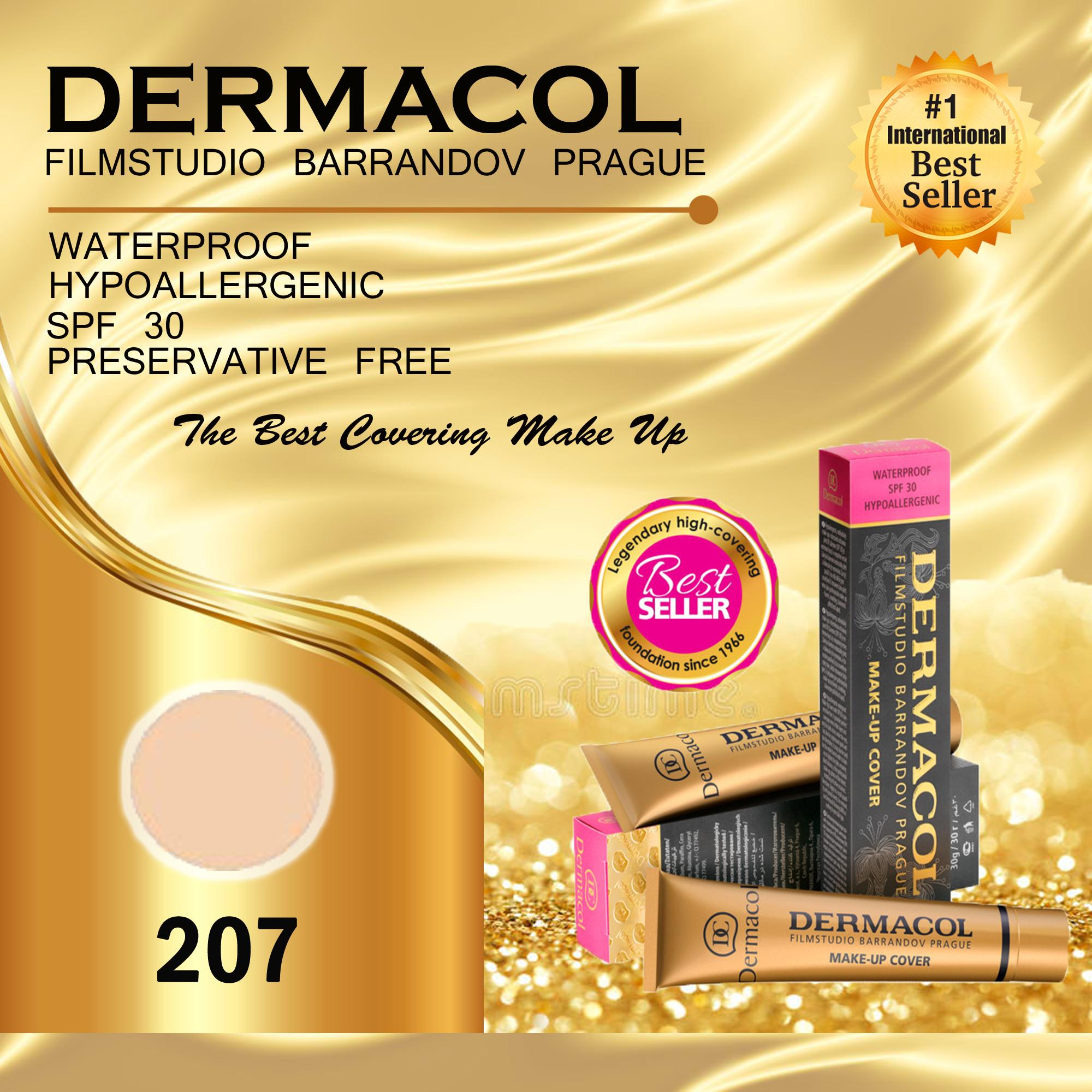 Dermacol Make-up Cover Foundation No.207 Philippines