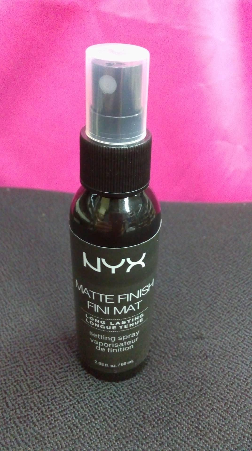 NYX MATTE FINISH High Definition Setting Spray Philippines