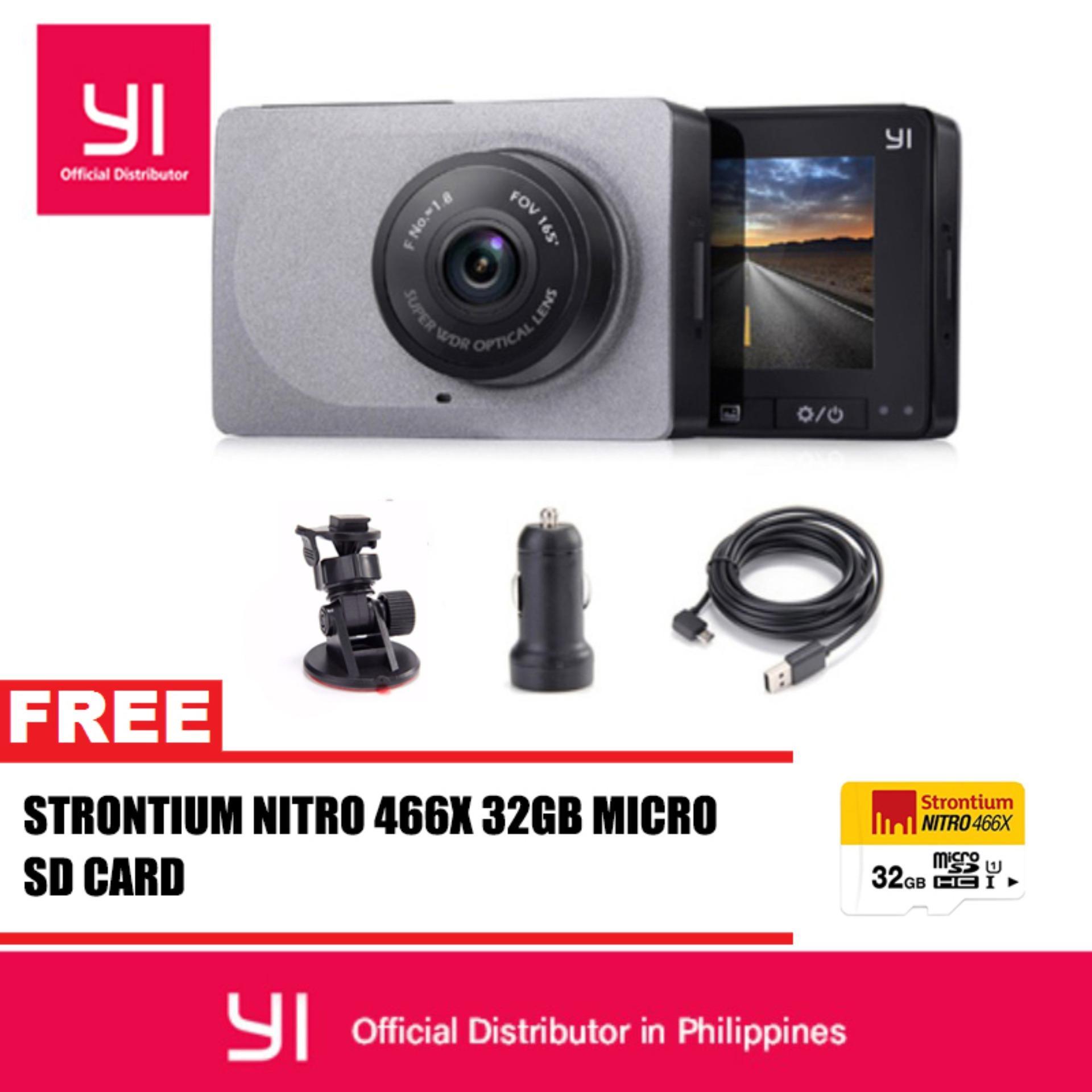 Wawawei Q7 30 1080p Car Dash Cam Dvr Gold With Free 4 In 1 Xiaomi Yi Smart Camera Tachograph 27