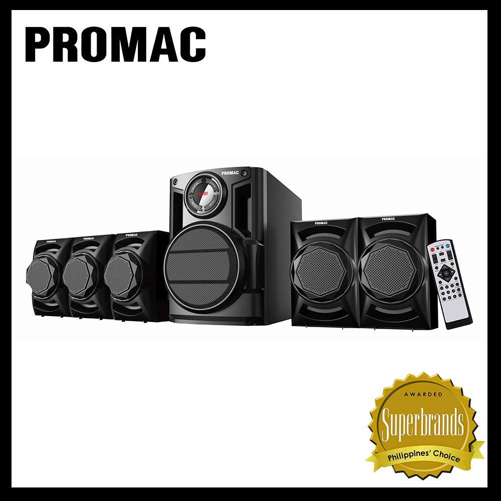 Philippines Best Buy Audio 13 08 2018 Multimedia Speaker Bluetooth Subwoofer Jt 909 Promac Mms 5145bt 51 Channel System