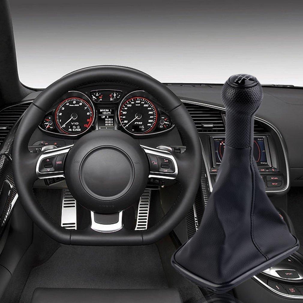 Buy Sell Cheapest Speed Controller Alat Best Quality Product Deals Control Nankai Pengatur Kecepatan Mesin 1pc Car Auto 5 Gear Shift Knob Gaitor Boot For Vw Golf Bora
