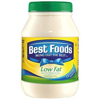 Best Foods Low Fat Mayonnaise 850g