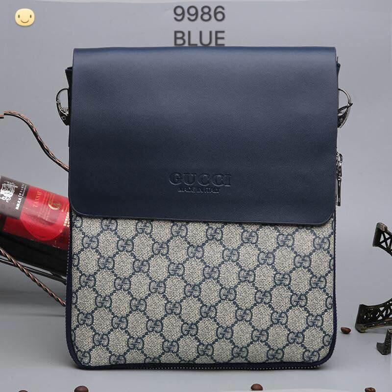 Gucci Men\u0027s Messenger Bag/Sling Bag in 10inches
