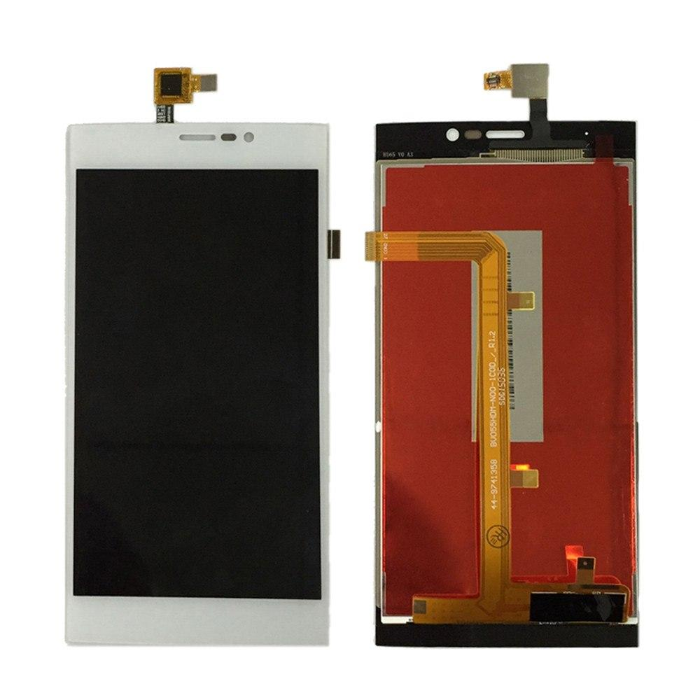 AAA+++ New Mobile phone accessories For Wiko Ridge Fab 4G LCD Display+Touch Screen Digitizer Assembly
