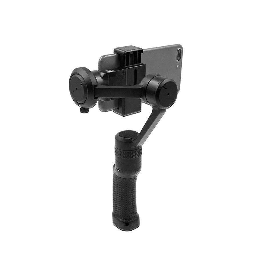 Nyaman Isteady GC2 Tiga Poros Pegangan Ponsel Monopod Handphone Universal Selfie Stick