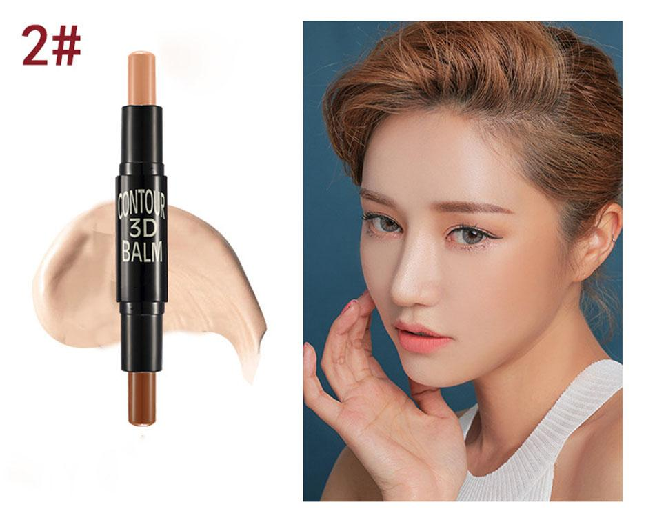 AS Contour 3D Balm Highlight & Contour Stick Makeup #02 6.2g Philippines