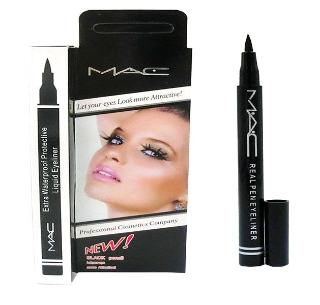 MAC-797 BLACK WATER PROOF  EYELINER PEN Philippines