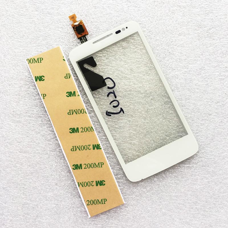 Untuk Alcatel Satu Sentuhan M'pop OT5020 Sentuh Layar Digitalisasi + Alat