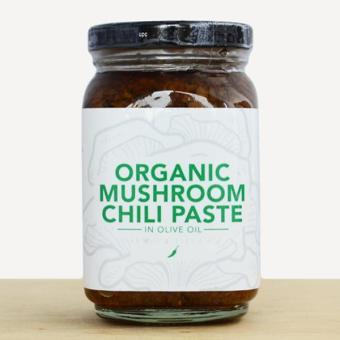 Mushroom Chili Paste (Level 1)