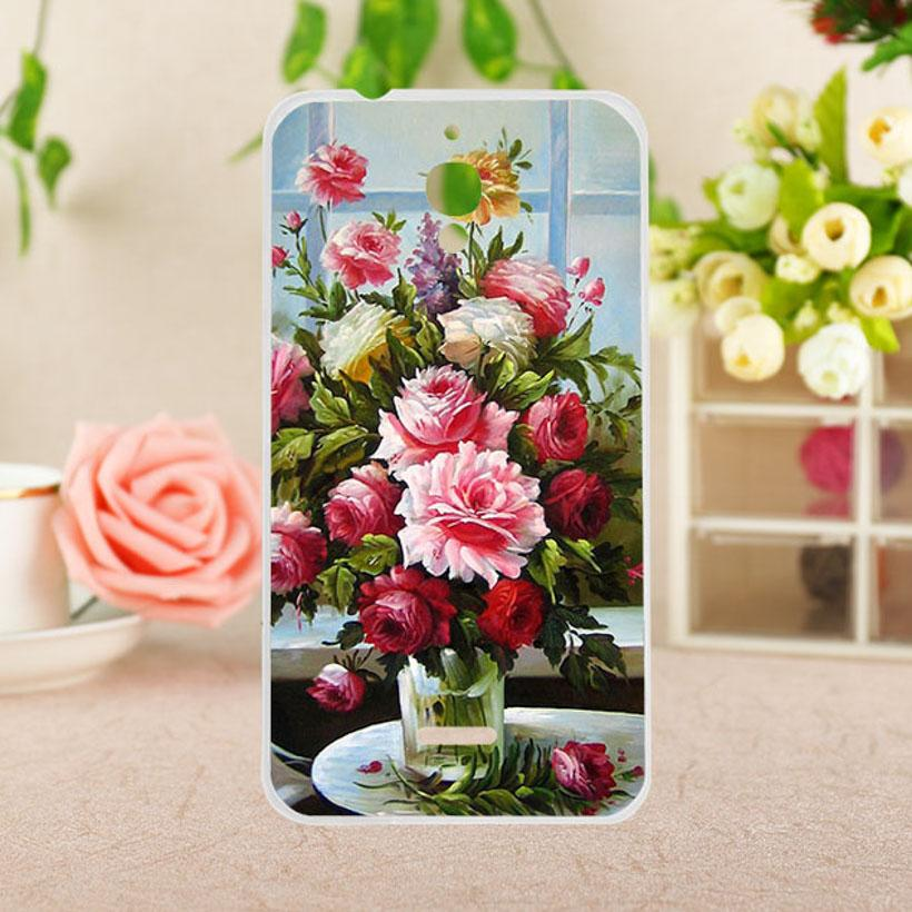 Phone Case for Alcatel OneTouch Pixi 4 (6) 4G 9001D 9001A 9001X OT-9001D One Touch Pixi4 6.0 inch Hot Images Cases Silicone Skin Protective Housing Covers DIY Paintd Shell Fexible Rubber Anti-knock Hood