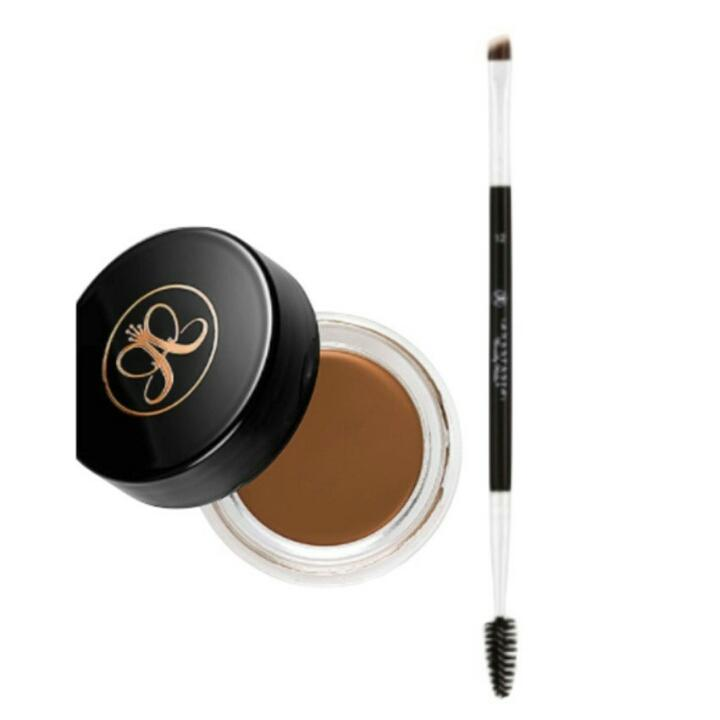 Anastasia Beverly Hills Dipbrow Pomade ( soft brown) with free anastasia eyebrow brush Philippines