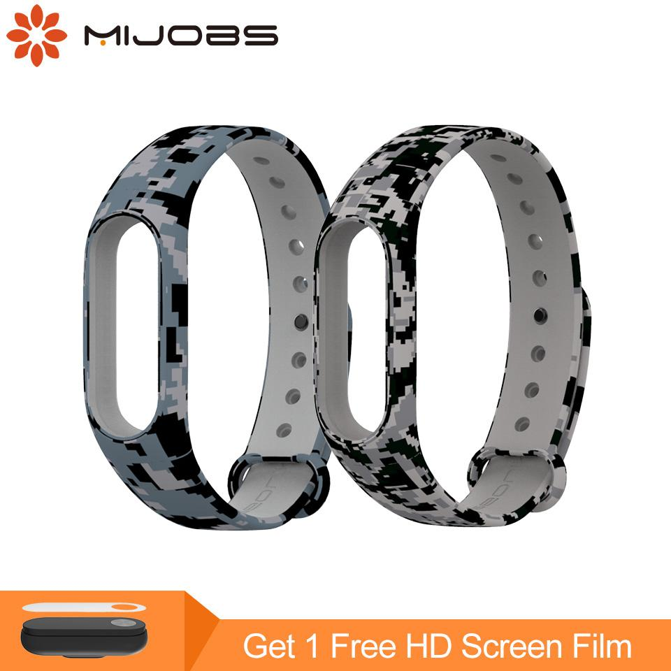 Buy Sell Cheapest Smart Bracelet Best Quality Product Deals Xiaomi Mi Band 2 Oled Strap Stainless Steel Mijobs Silver Plis Sport For Wristband