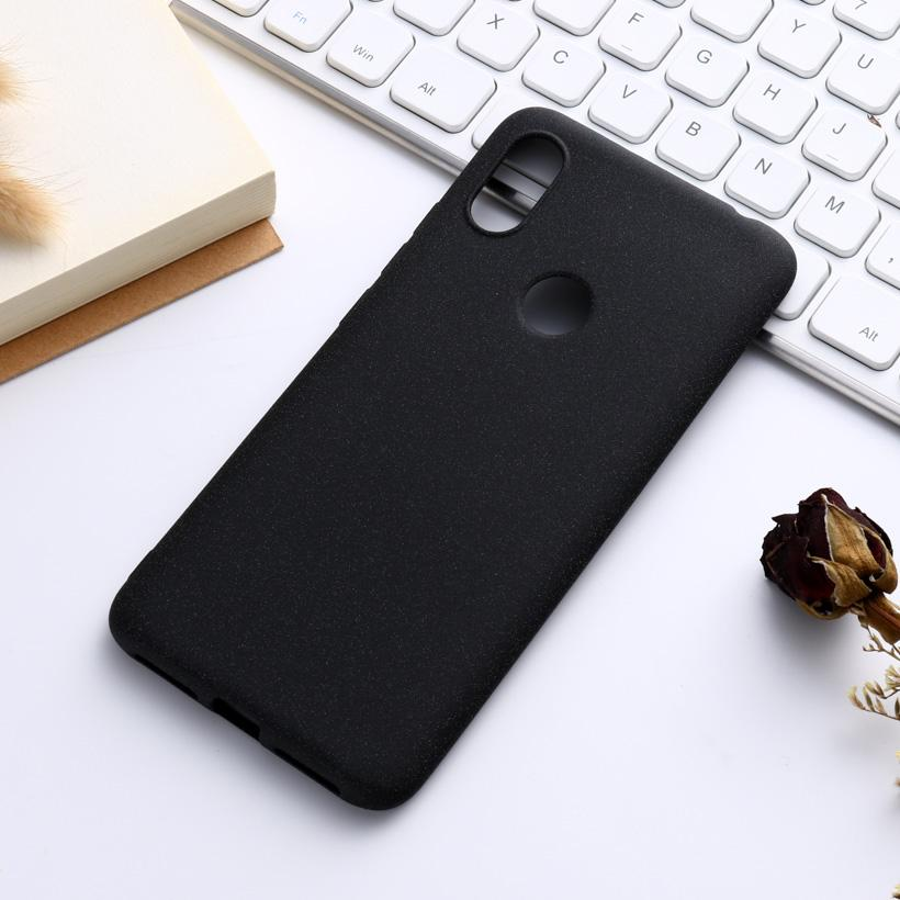 Phone Cases For Xiaomi Redmi S2 Redmi Y2 5.99 inch Covers Phone Back Plastic Phone Matte Case Bag Housing Protector Shell Hood