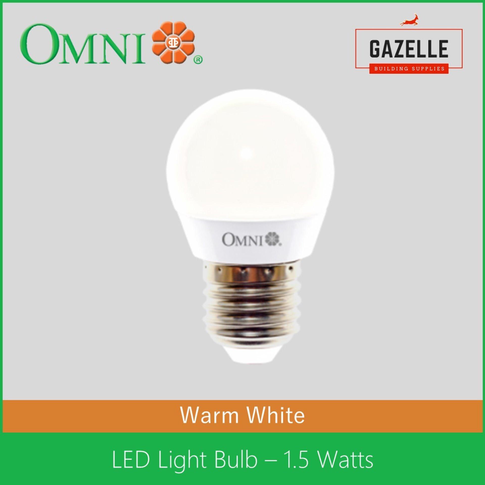Omni Philippines Price List Light Fan Lamp Bulb Wires 4w 12v Fluorescent Driver Bulbs