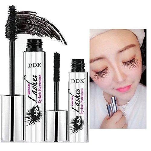 DDK 4D Mascara Cream Makeup Lash Cold Waterproof Mascara Eye Black Eyelash Extension Warm Water Washable Mascara Philippines