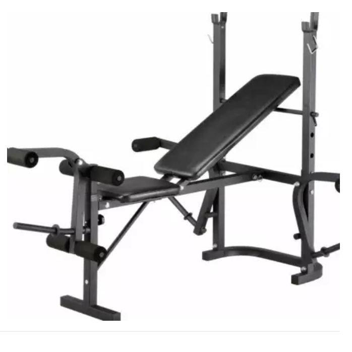 used weights and bench