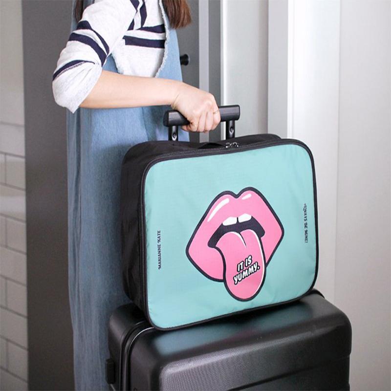 Perjalanan Tas Tas Daftar Bahu Pria dan Wanita Cenderung Ku Boarding Bagasi Bungkus Kotak Perjalanan Multi Fungsi Berjalan keluar Singkat Cara Tas Perjalanan-Internasional